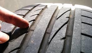 Tire Wear Bars